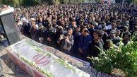 جانباز ۷۰ درصد خوزستانی آسمانی شد