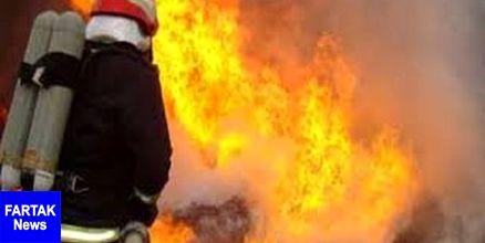 مصدومیت 4 نفر در حادثه انفجار گاز در اهواز
