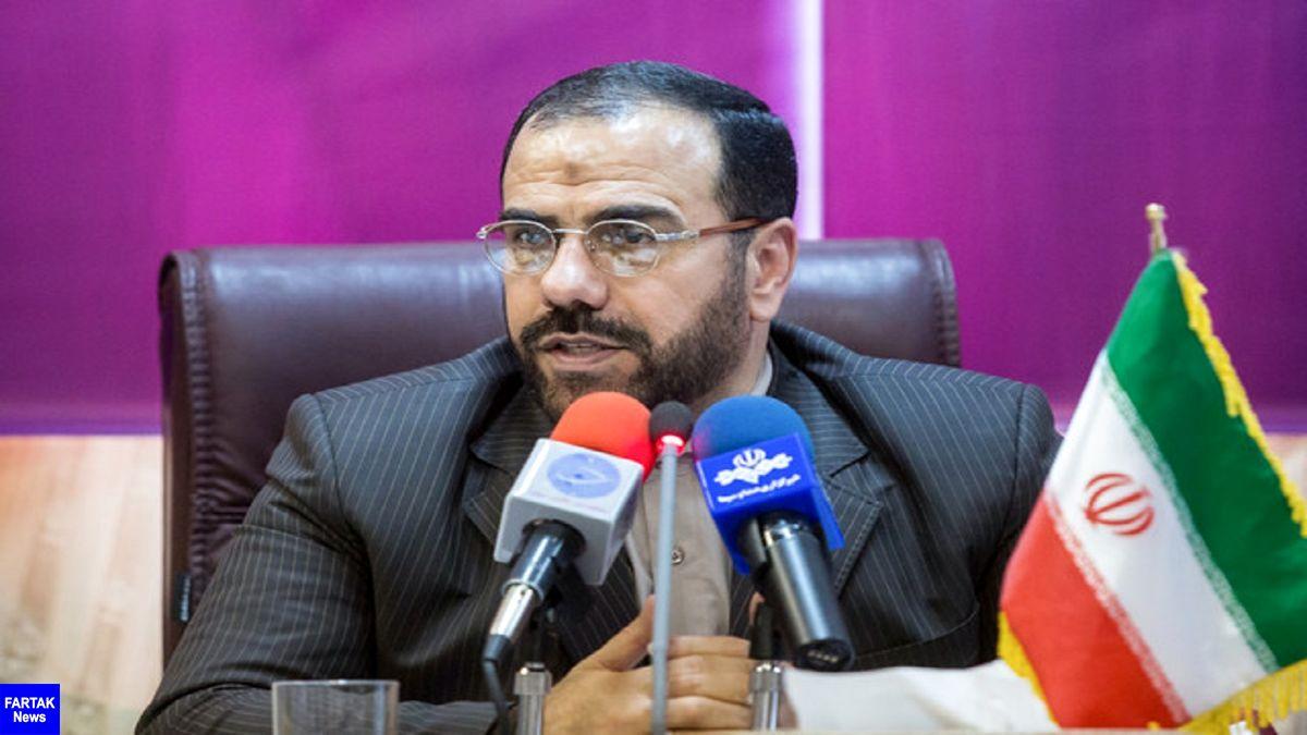 امیری: روحانی برای معرفی رزم حسینی به مجلس نمی رود