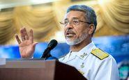 دریادار سیاری: برای مقابله با هر تهدیدی آمادهایم
