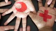واریز کمک نقدی صلیب سرخ به حساب هلال احمر