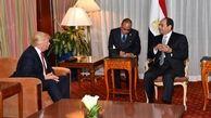 پیام رییس جمهور مصر به ترامپ درباره ایران!