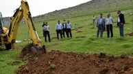 محافظت و نجات دادن ۱۲۰ هکتار از اراضی ملی از خطر تعرض