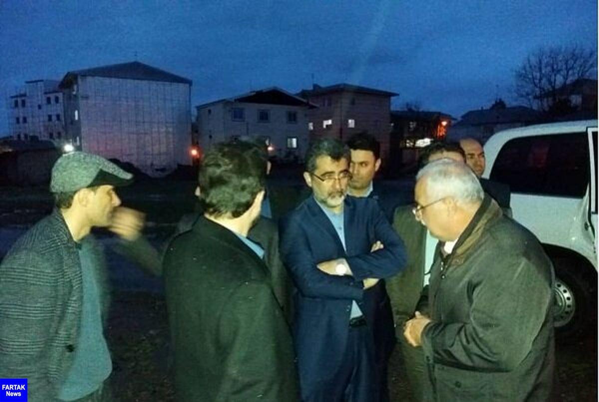 بررسی وضعیت واحدهای تولیدی گیلان توسط معاون وزیر کشور