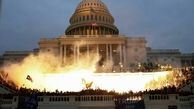 «افبیآی» بهدنبال شناسایی عاملان حمله به کنگره آمریکا