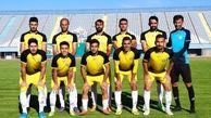 شاگردان مهابادی حریف لیگ برتری خود را متوقف کردند