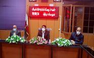 جلسه فرماندار با اتحادیه های صنفی چرداول برگزارشد