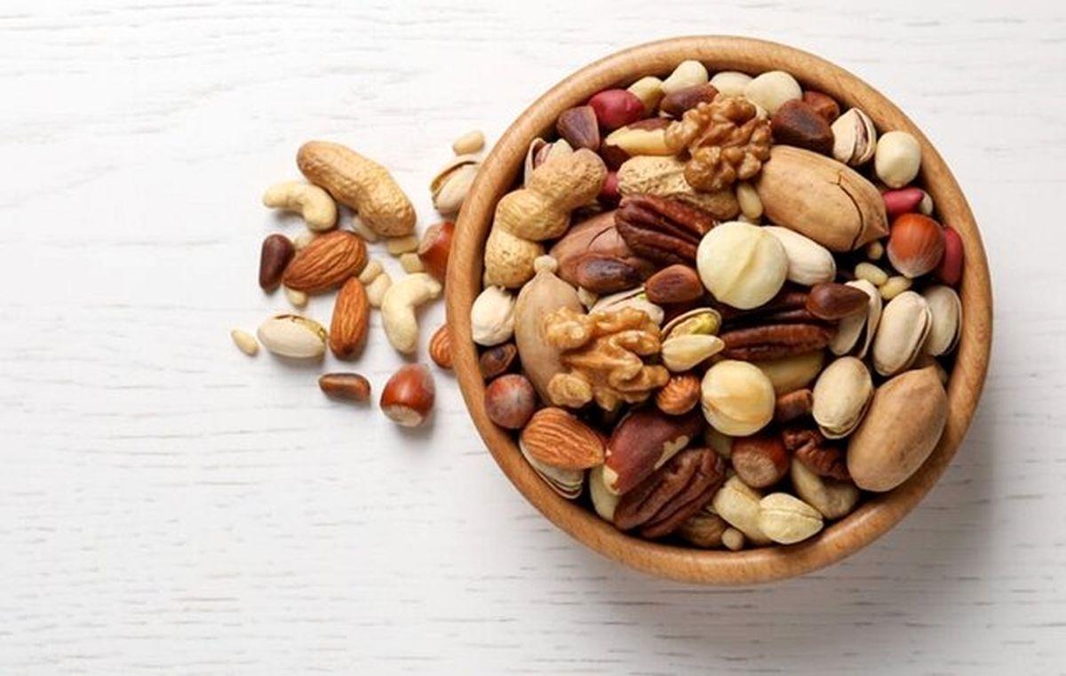 مصرف یک صبحانه مفید با بهرهگیری از مغزجات و سبزیجات