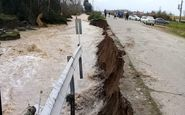 وقوع سیل، برف و کولاک در 27 استان