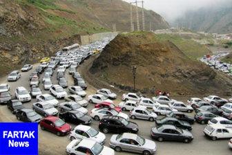 محدودیت ترافیکی جادههای شمالی در تعطیلات بهمن ماه