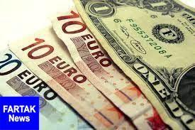 قیمت روز ارزهای دولتی ۹۸/۰۶/۱۶