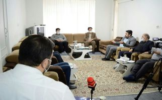 اختصاصی/ در جلسه دکتر محمد رشیدی با اصحاب رسانه چه گذشت