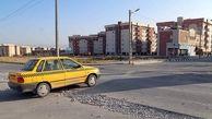 معابر خاکی حاشیه شهر بجنورد تا ۳ ماه آینده آسفالت میشود