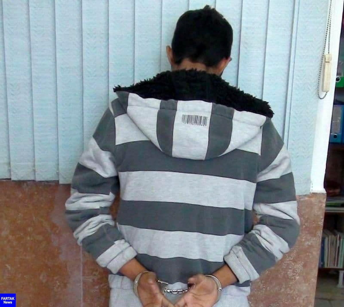  دستگیری جاعل حرفه ای در اسلام آبادغرب