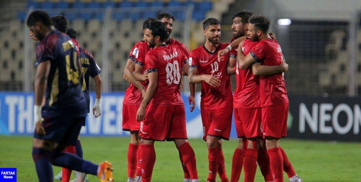 گلمحمدی ترکیب پرسپولیس را اعلام کرد