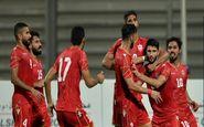 تمجید AFC از نمایش بحرین مقابل ایران