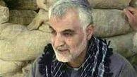 حضور حاج قاسم در مناطق سیلزده خوزستان