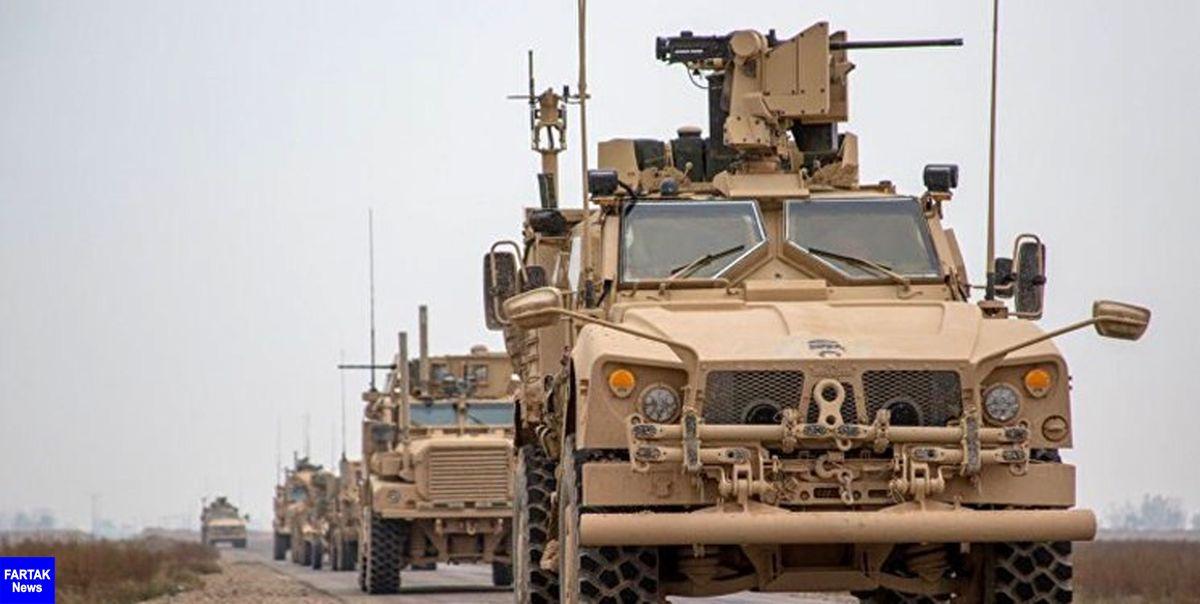 انهدام کاروان تجهیزات لجستیک آمریکا در جنوب عراق