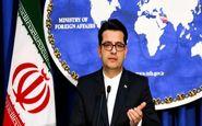توضیح موسوی درباره اظهارات ظریف در خصوص احتمال خروج از NPT