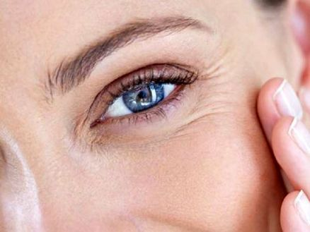 عوامل ایجاد چروک دور چشم