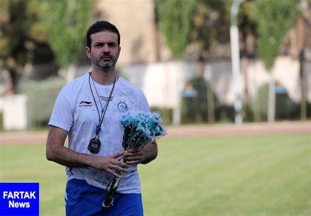 حضور یک مربی ایرانی دیگر در کادرفنی استقلال