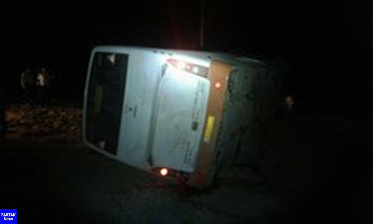 اسامی مصدومان و فوتیهای تصادف اتوبوس یزد – مشهد اعلام شد