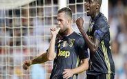لیگ قهرمانان اروپا شروع مقتدرانه رئال مادرید در شب اخراج رونالدو