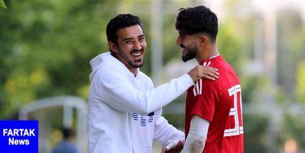 قوچان نژاد:بازگشت به تیم ملی؟همه چیز ممکن است
