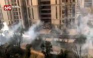 سمپاشی شهر «ووهان» از ویروس مرگآسای کرونا