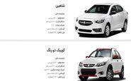 اجرای طرحهای متنوع فروش سایپا از هفته آینده/عرضه مجدد شاهین و مدلهای جدید کوییک و ساینا