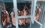 کشف و امحاء 24 لاشه گوشت گوسفندی تاریخ مصرف گذشته درشهرستان کرمانشاه