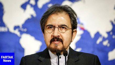 تلاش ناموفق تعداد اندکی معاند ضد ایرانی برای تعرض به سفارت ایران در پاریس