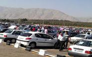 شوک کرونا به بازار خودرو