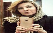 سلفی آینه ای پریچهر مشرفی؛ بازیگر سینما و تلویزیون (عکس)