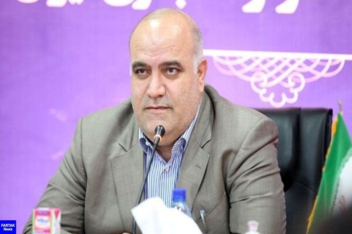 معاون امنیتی استانداری خوزستان معارفه شد