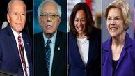 ترامپ مقابل هر ۴ نامزد دموکرات انتخابات ریاستجمهوری شکست میخورد