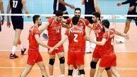پخش زنده دیدارهای تیم ملی والیبال در لیگ ملتها
