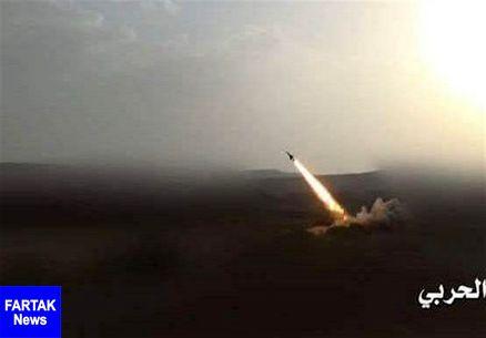 شلیک موشکهای زلزال ارتش یمن به مواضع مزدوران عربستان