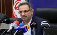 استاندار: خدمات عمومی به ناقضان اصول بهداشتی در تهران ارائه نمیشود