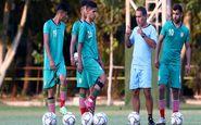 اسامی بازیکنان تیم ملی امید اعزامی به تاجیکستان اعلام شد