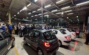 خبر فوری و خوب برای متقاضیان محصولات ایران خودرو