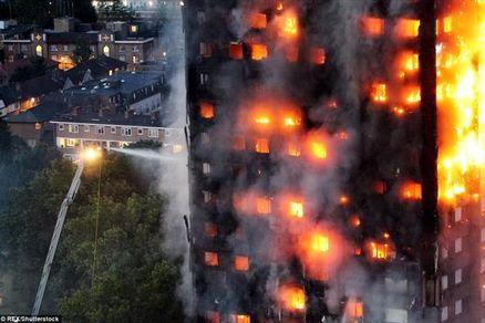 چرا گرنفل لندن پس از 9 ساعت هنوز سرپاست؟