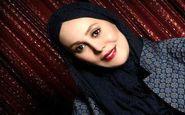 تیپ چادر مشکی غیرمنتظره خانم بازیگر سرشناس + عکس