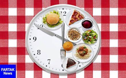 اشتباهات مرگباری که درغذا خوردن مرتکب می شویم