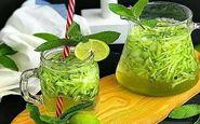 نوشیدنی های مناسب برای رفع عطش در گرما