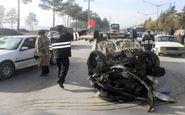 تصادف خونین در محور اسلام آبادغرب
