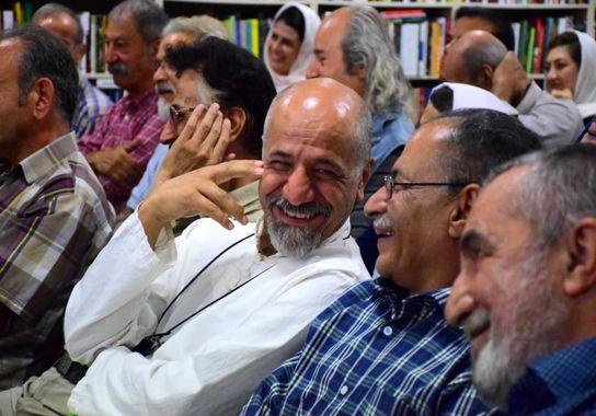 """مراسم بزرگداشت"""" رضا کشانی"""" + تصاویر"""