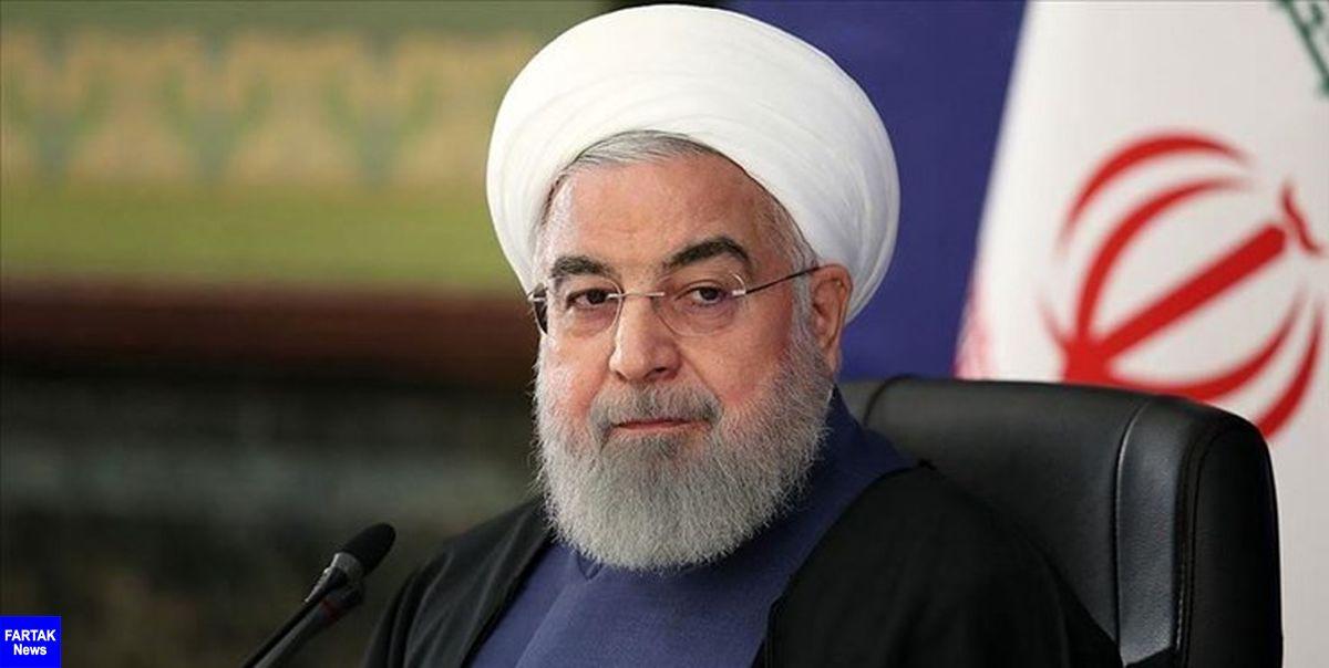 تأکید رئیسجمهور بر ضرورت برخورد قاطع با اقدامات تروریستی رژیم صهیونیستی