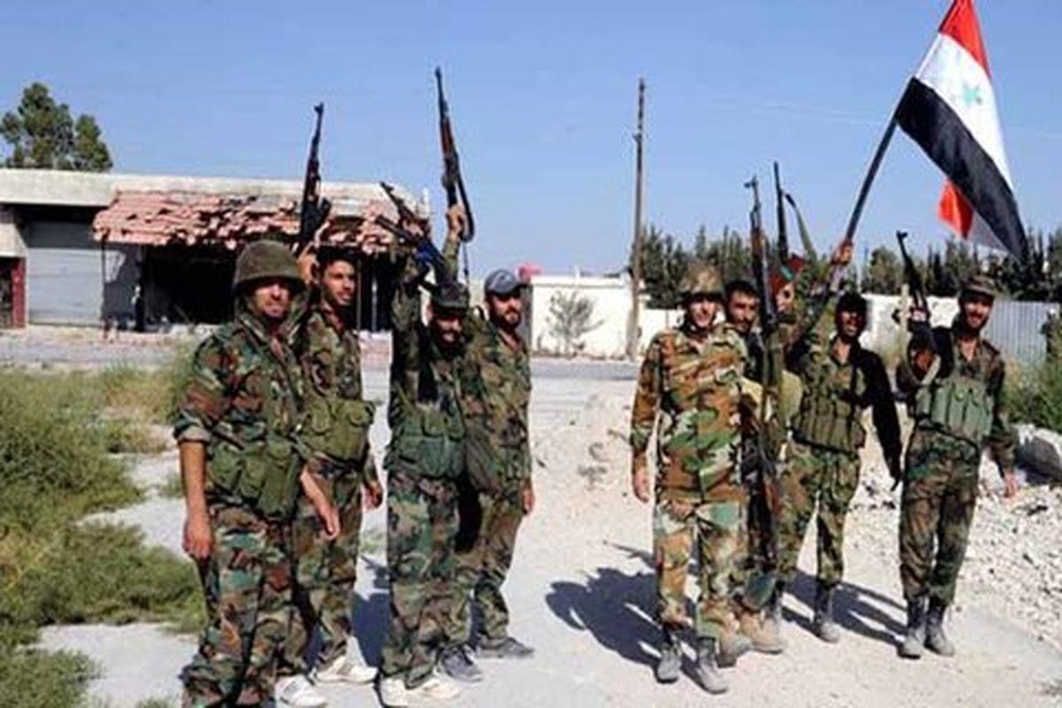 از سرگیری عملیات ارتش در حومه «حلب»