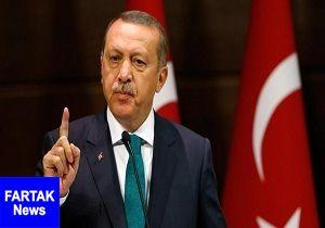 اردوغان: اعزام نیرو به لیبی را آغاز کردیم